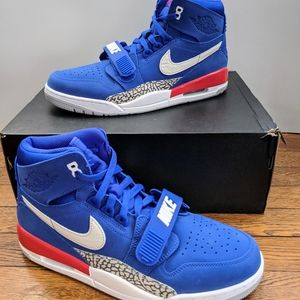 Nike AIR JORDAN Legacy 312 PISTONS Size 11